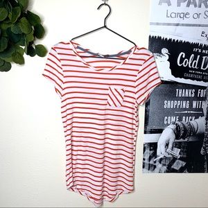 POOF SUPER SOFT STRIPED TEE